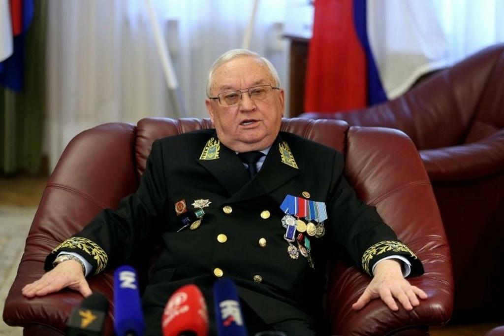 Umjesto kod Plenkija ruski veleposlanik požurio na grob Franje Tuđmana kao i kod Milanovića E6788510