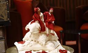 Top 12 Beautiful Nigerian Traditional Wedding Cakes Images14