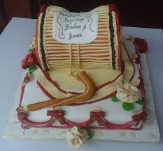 Top 12 Beautiful Nigerian Traditional Wedding Cakes Images17