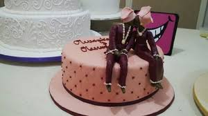 Top 12 Beautiful Nigerian Traditional Wedding Cakes Images44