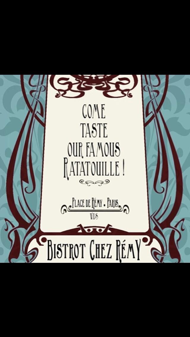 Ratatouille : L'Aventure Totalement Toquée de Rémy - Page 2 Img_1513