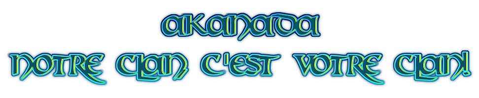 Communauté aKanada. Clan Québécois.