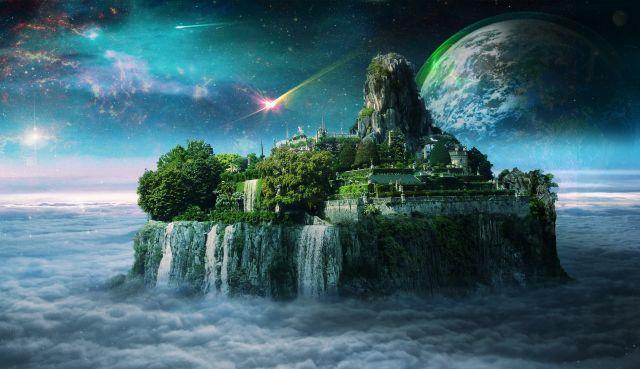 Fantasy Island Rpg