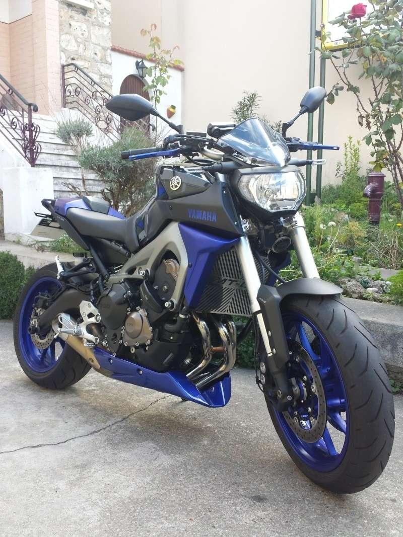 Photos de toutes les Yamaha MT-09 du forum ! :) - Page 6 20140414