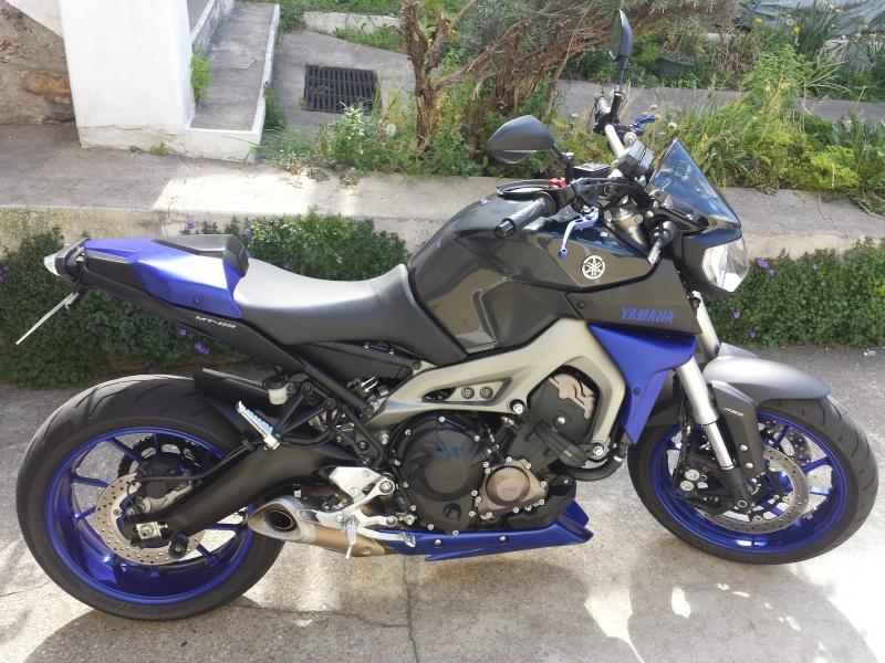 Photos de toutes les Yamaha MT-09 du forum ! :) - Page 6 20140415