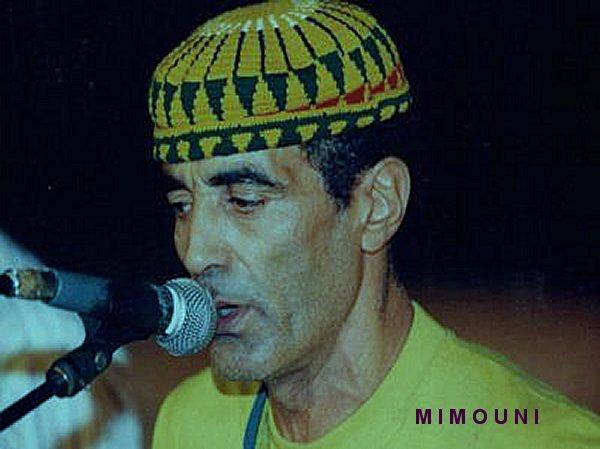 Tazenzarte , l'ecole mythique qui a impulsée tamazighte Art Mimoun12