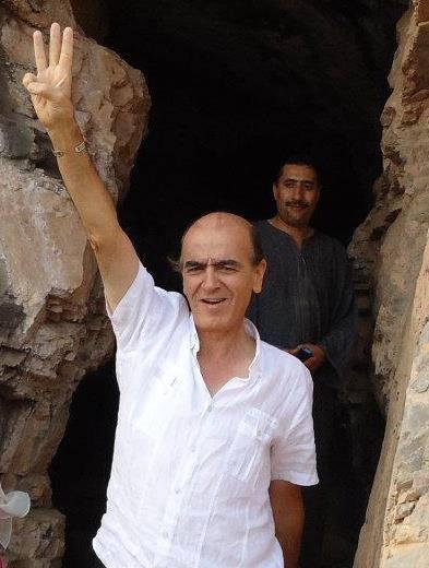 Tazenzarte , l'ecole mythique qui a impulsée tamazighte Art Mimoun13