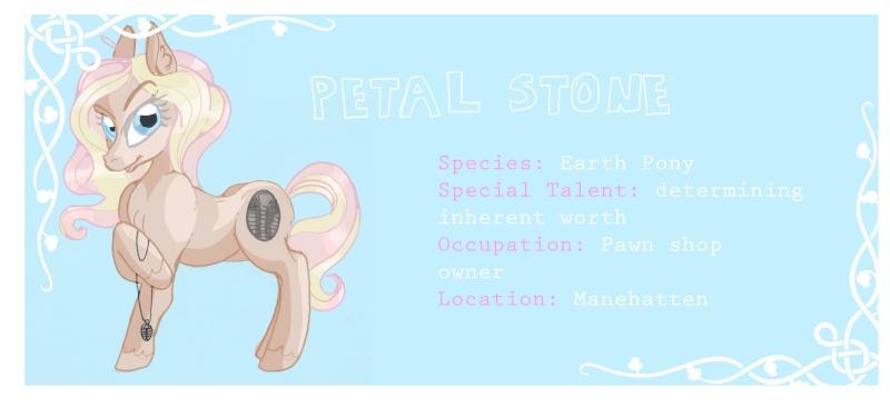 Petal Stone  Petalb10