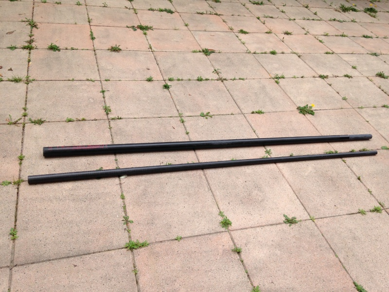 Vends Mât 4,30 m Arrows Lance 30% carbone Photo_22