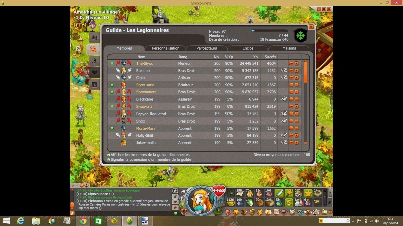 Candidature guilde les légionnaires  Guilde11