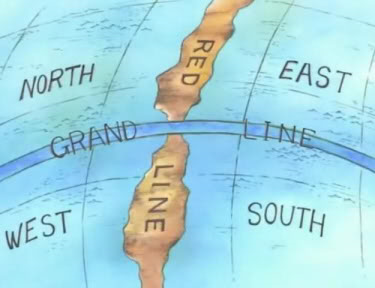 The Map of One Piece Grand_10