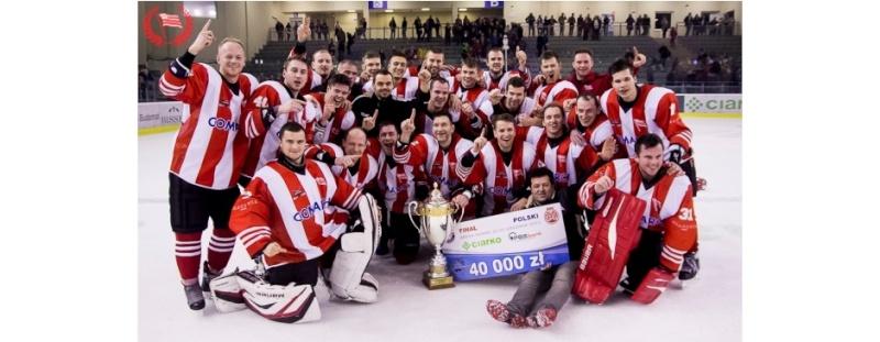 Hokej na lodzie  Radosc12