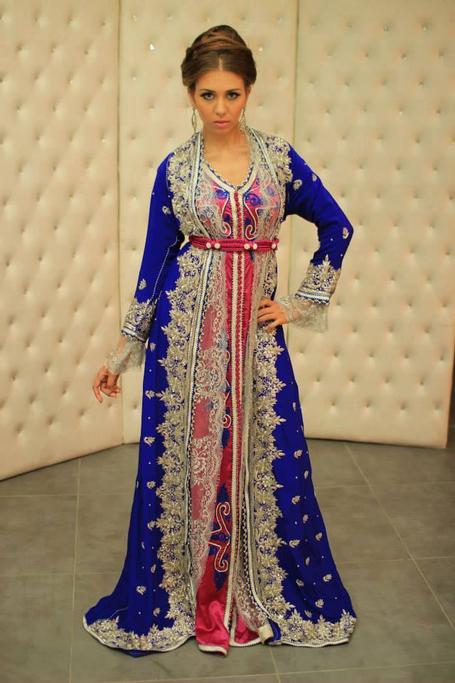 Caftan 2014, la haute couture dans toute sa noblesse Mimoun13
