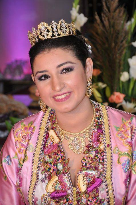 Caftan 2014, la haute couture dans toute sa noblesse Mimoun16