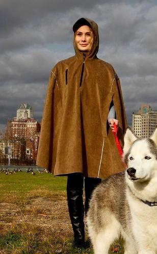 Le coin mode - Je cherche un poncho de pluie élégant pour la ville [vêtements de pluie] Captur14