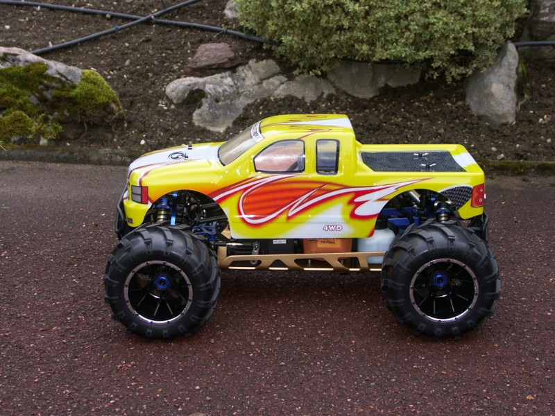 Mon Monster Truck 1/5 - T-R5 Turbo ou Rampage MT ou Maverick MT Pict1316