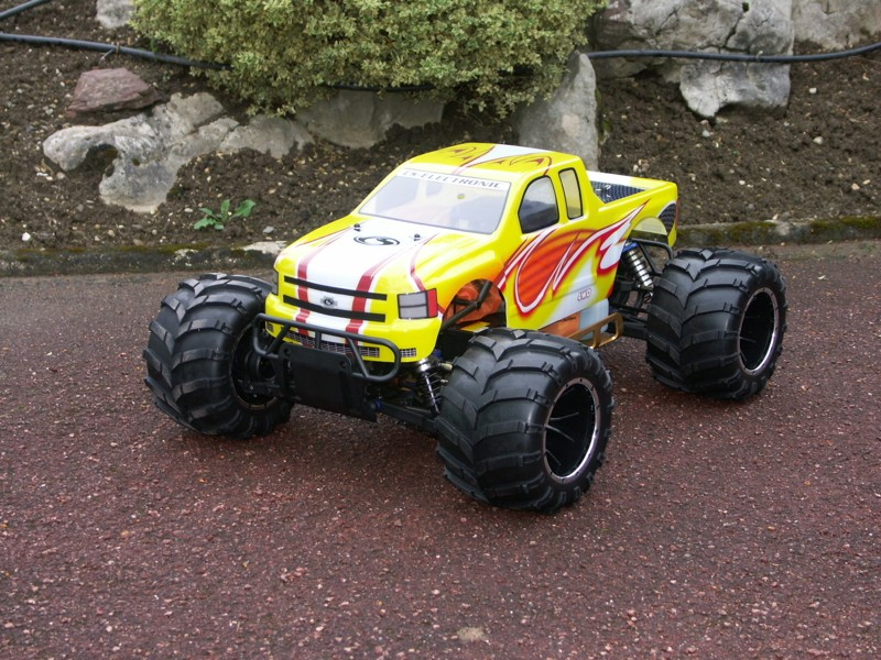 Mon Monster Truck 1/5 - T-R5 Turbo ou Rampage MT ou Maverick MT Pict1317
