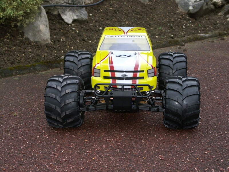 Mon Monster Truck 1/5 - T-R5 Turbo ou Rampage MT ou Maverick MT Pict1318