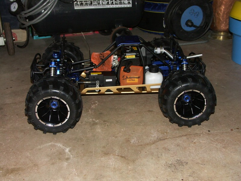 Mon Monster Truck 1/5 - T-R5 Turbo ou Rampage MT ou Maverick MT Pict1320