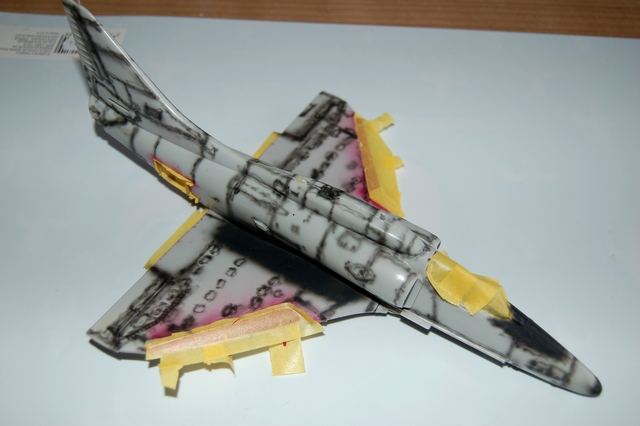 A-4 F de Hasegawa au 1/48e A-4-0010