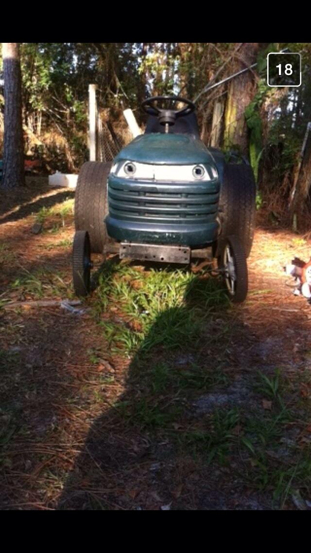 """Craftsman lt1000 mud mower build """"Joey"""" - Page 2 Image27"""