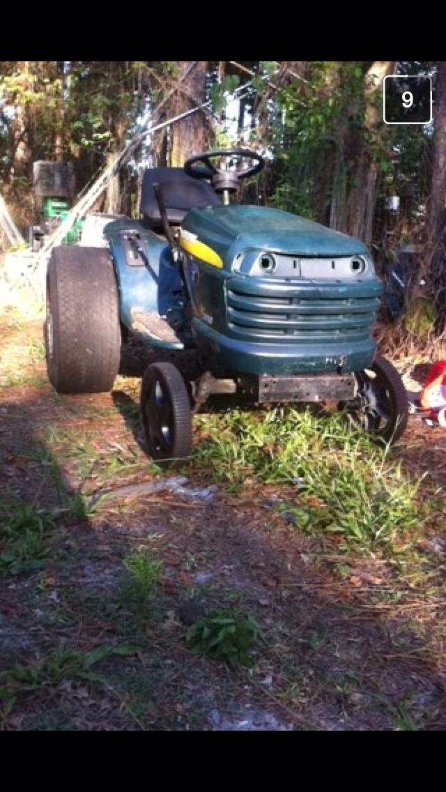 """Craftsman lt1000 mud mower build """"Joey"""" - Page 2 Image28"""
