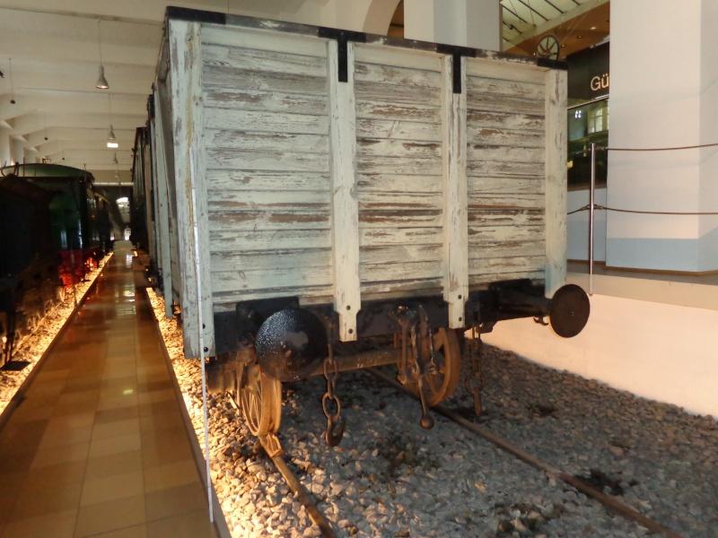 Holzwagon , Kohlewagen DB Museum Nürnberg 1:32 Dsc00811