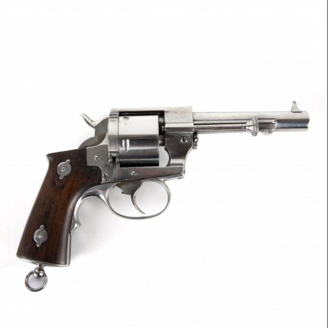 Revolver Lefaucheux 1870 de Marine particulier 665x6610