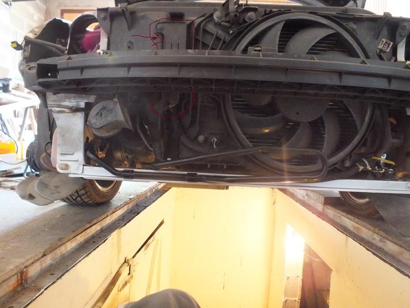 chauffe moteur  Relais11