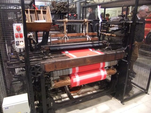 [Cholet] Le musée du textile  Dscf0812