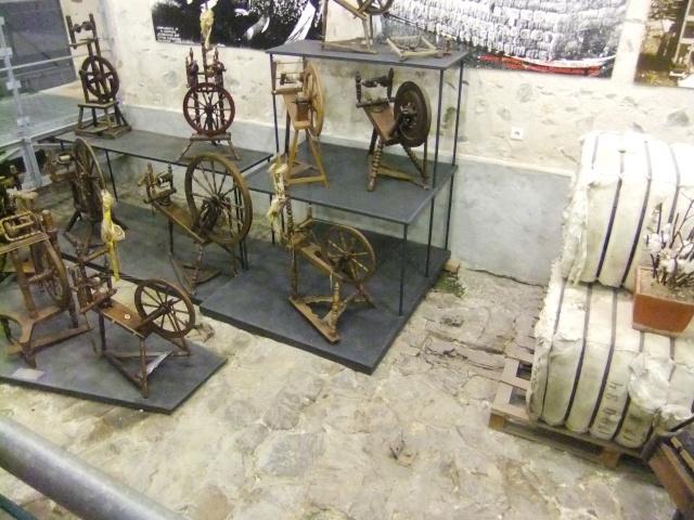 [Cholet] Le musée du textile  Dscf0816