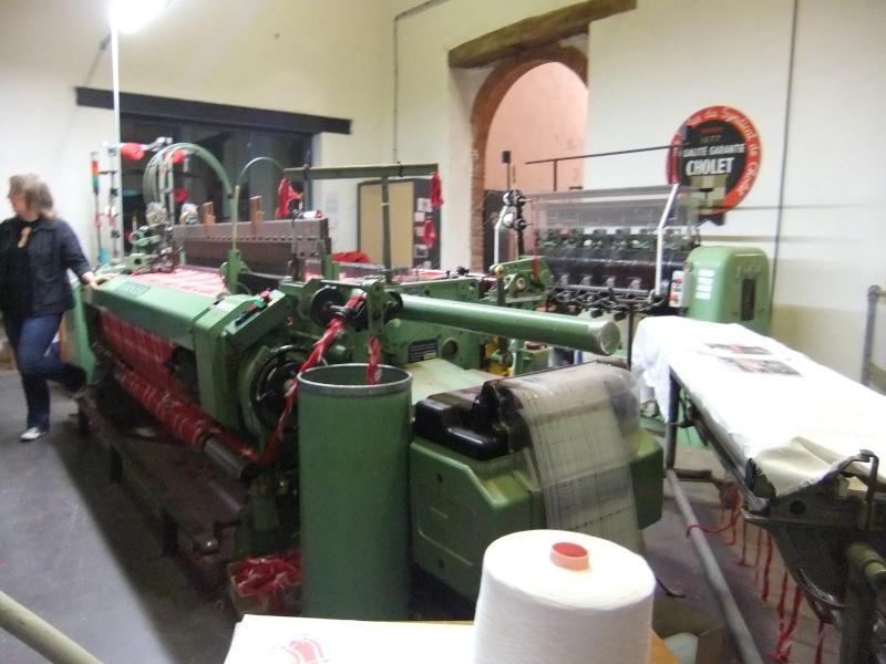 [Cholet] Le musée du textile  Dscf0817
