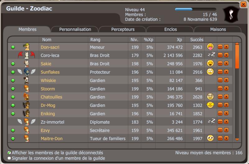 Candidature de Zoodiac Screen10