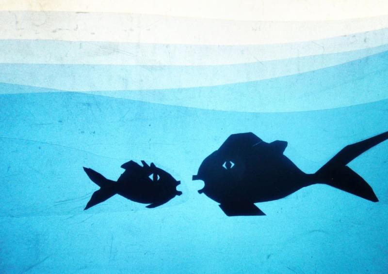 L'épopée du petit poisson / 3 mois à 3 ans !!! Visuel10