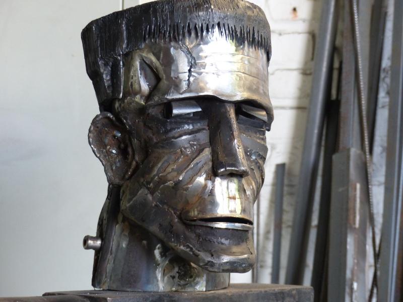 Frankenstein ..Projet en cours P1000210