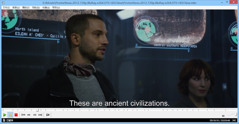 A problem with the subtitle 110