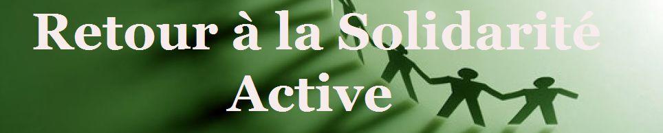 Retour à la Solidarité Active