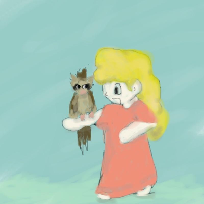 Bri's Art (Sketchbook and Digital) Pidgey10