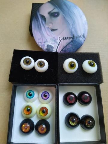[à vendre]Plein de wigs taille SD + yeux  Img_2034