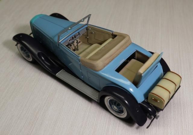 JO-HAN    Cadillac cabriolet V16 Fleetwood.  1/24 002_8054