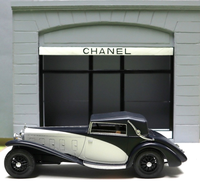Delage D.8 SS (Heller) 1/24/Vitrine Chanel - Page 5 00315