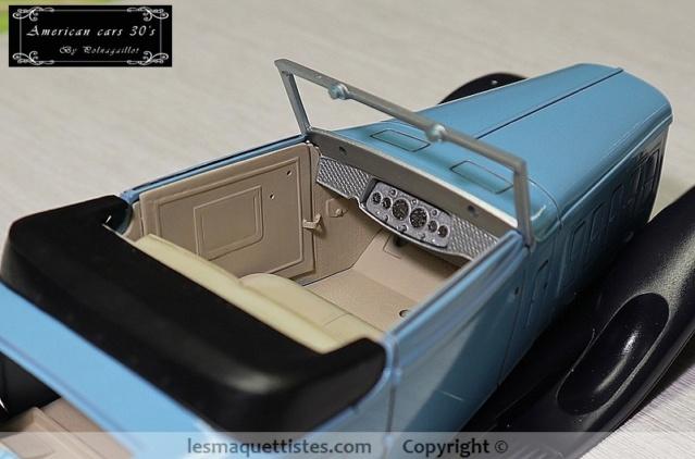 Cadillac cabriolet V16 Fleetwood. 1931  Jo-Han  1/24 - Page 6 003_8047
