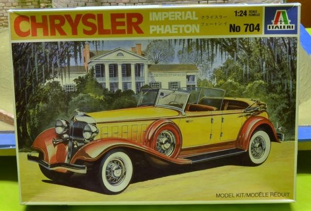 Ouvre boite Italeri *** Chrysler Imperial Phaeton *** 004_8037