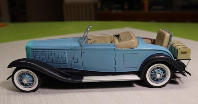 JO-HAN    Cadillac cabriolet V16 Fleetwood.  1/24 004_8048