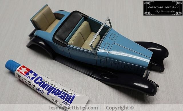 Cadillac cabriolet V16 Fleetwood. 1931  Jo-Han  1/24 - Page 5 006_8029