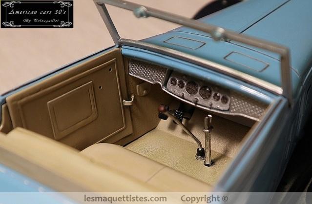 Cadillac cabriolet V16 Fleetwood. 1931  Jo-Han  1/24 - Page 7 006_8032