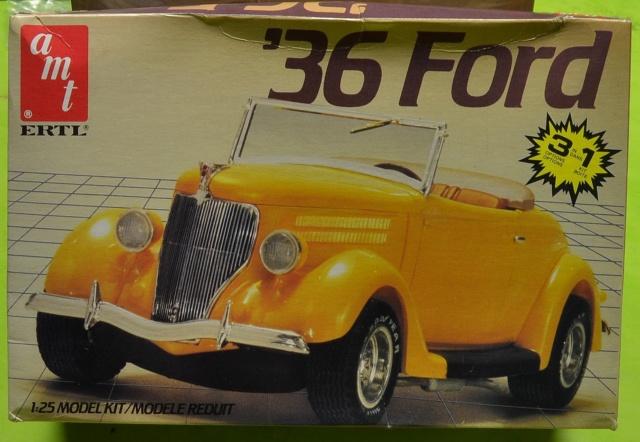 ouvre boite   AMT/Ertl Ford coupé 1936  1/25 00712