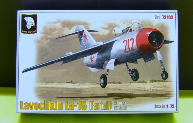 Ouvre boite Lavochkin LA-15 **1/72** 009_8017