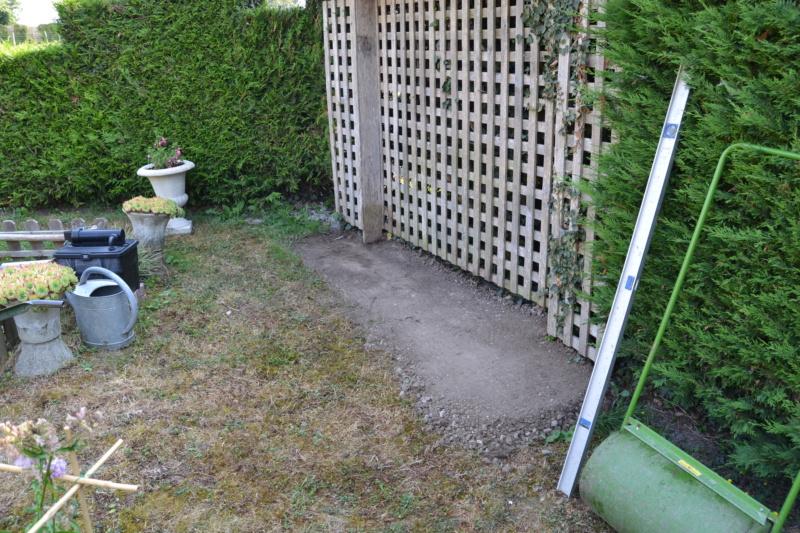 La déco au jardin. 01410