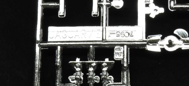 Ouvre boite Heller : Bugatti T50 au 1/24 02910